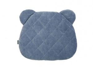 Sleepee - Misiowa poduszka Royal Baby Denim Blue